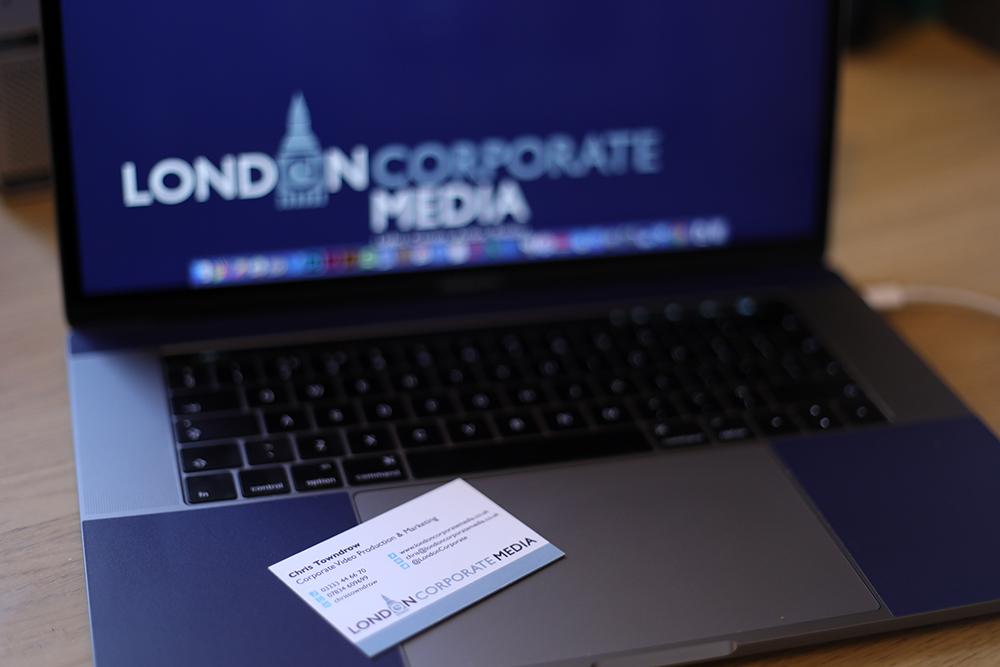 London Corporate Media testimonial